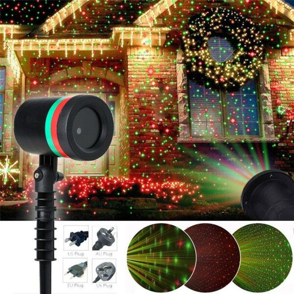 ancaka christmas led laser projector st main 1