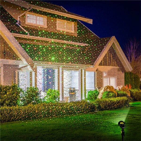 ancaka christmas led laser projector st main 4