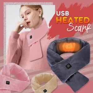 USB Heating Scarf