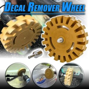 Decal Remover Wheel