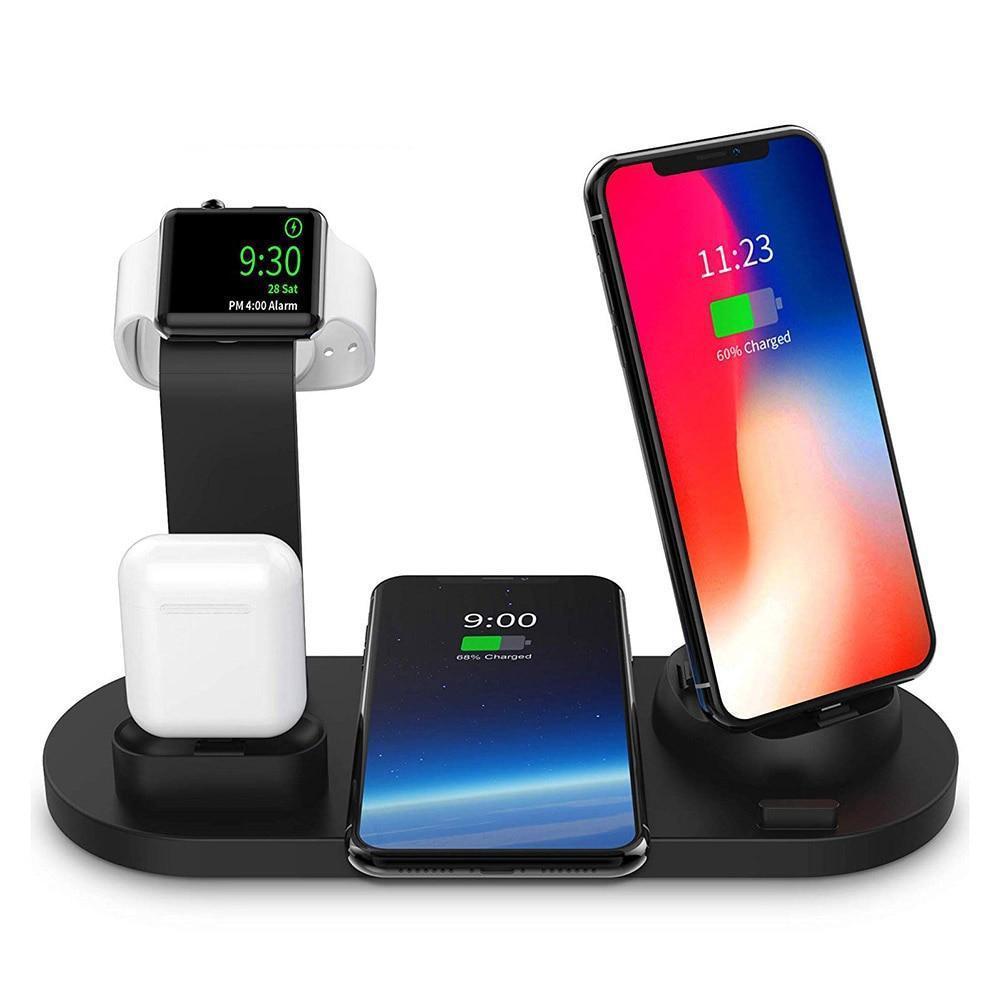 energitm wireless charging smart station dock 2